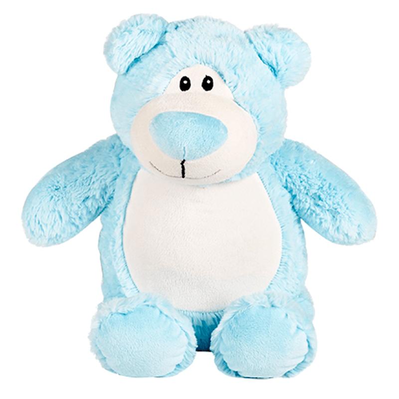 Голубой мишка от 2 490 руб