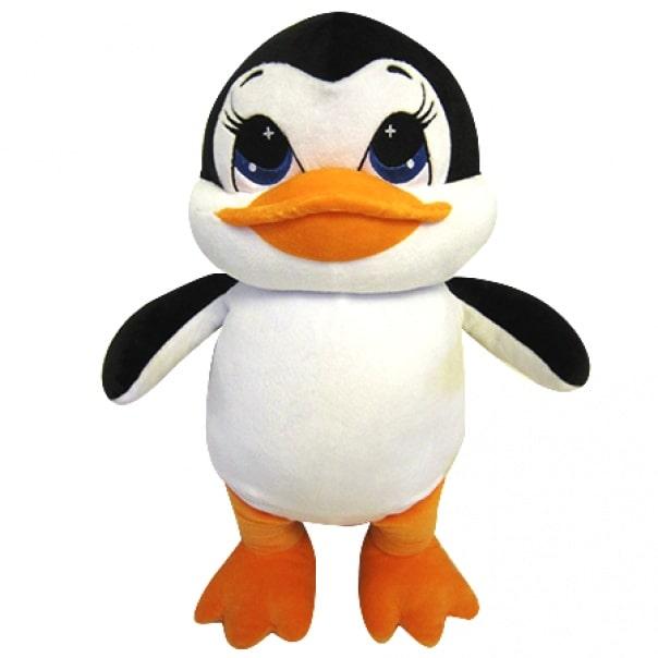 """Именная мягкая игрушка """"Пингвиненок"""" - 1"""
